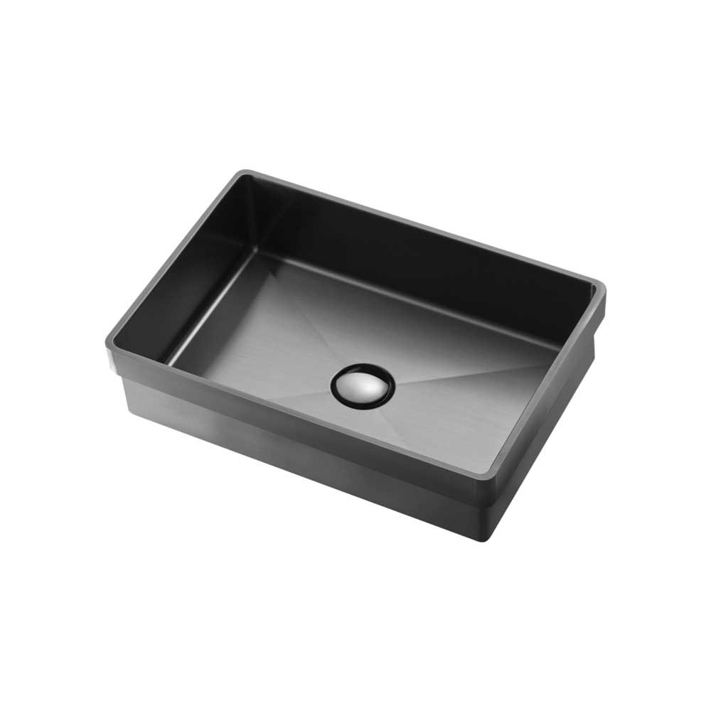 Tapwell TA4328 badvask Black Chrome-31