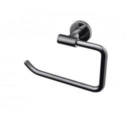 TA235 Toiletpapirholder Black Chrome-20