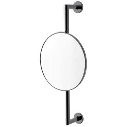 Tapwell TA816 Sminkespejl - Black Chrome