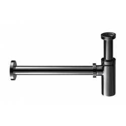 Tapwell XACC167 vandlås - Black Chrome
