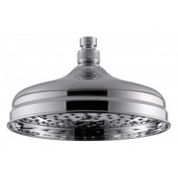 Tapwell ZSOF250 Classic rundt brusehoved Ø250 mm - Krom